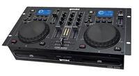 Gemini CDM-4000 Professional DJ Dual CD Player MP3 USB Deck Workstation CDJ
