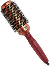 OLIVIA GARDEN HEAT PRO CERAMIC ION COPPER HAIR BRUSH HP-42