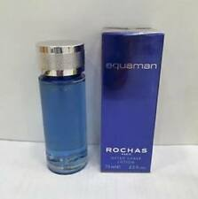 AQUAMAN by ROCHAS AFTER SHAVE LOTION FOR MEN 75ml 2.5 oz RARE GENUINE