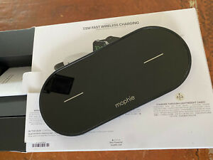 double wireless charger mophie