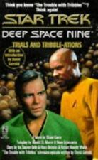 Trials and Tribble-Ations by Diane Carey (1996, PB) Star Trek Deep Space Nine