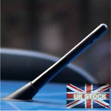 Carbon Fibre Aerial Antenna Fits Vauxhall 12cm Styling AM FM Universal Mount