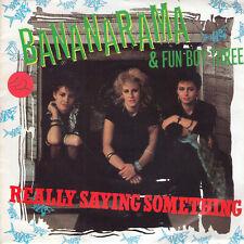 Bananarama / Fun Boy Three – 'Really Saying Something'. Deram 1982. Pic sleeve.