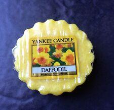 Yankee Candle DAFFODIL Wax TART Melt USA Exclusive Retired