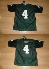 Youth Green Bay Packers Bret Favre XL (18/20) NWT NFL Team Apparel Jersey