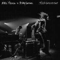 Neil & Stray Gators Young - Tuscaloosa Live CD NEU OVP