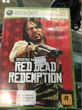 red dead redemption xbox 360 (works on Xbox One)