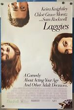 LAGGIES 1 Sheet 2 Sided Theatre Movie Poster, KEIRA KNIGHTLEY CHLOE GRACE MORETZ