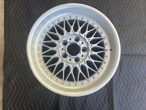 BMW E39 540i 530i BBS RC090 Style 5 17x8 et20 Single wheel 5x120 E28 E24 E36
