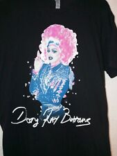 Dusty Ray Bottoms Signature RuPauls Drag Race Queen T-shirt Size Med