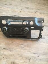06-10 Honda  Single Disc CD MP3 WMA Player Radio Stereo 2AM0 OEM 1506004 D4