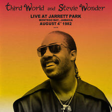 Stevie Wonder and Third World - Live in Jamaica 1982 - NEW SEALED  import 180g