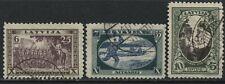 Latvia 1932 3 Semi-Postals used