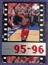 "🏀 1998 Upper Deck Michael Jordan #84 ""Michael To The Basket"" Chicago Bulls."