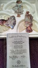 Bradford Editions Heavens Little Angels ornaments - Mint condition6sets of 18.