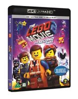 THE LEGO MOVIE 2 4K ULTRA HD & BLURAY (No Digital)