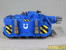 25mm Forgeworld WDS painted Space Marine DEIMOS VINDICATOR LASER DESTROYER r71