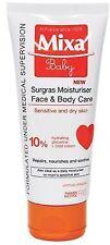 Mixa Baby Multi Comfort Face&Body Cream Dry&Sensitive Skin 100ml