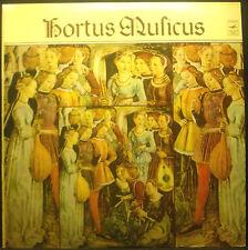 2erLP ANDRES MUSTONEN - hortus musicus, italian trecento music, Melodiya