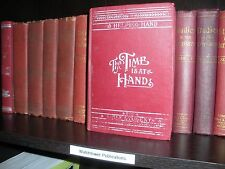 """""""The Time is at Hand"""" Vol 2 Lamp Studies in the Scriptures Watchtower original"""