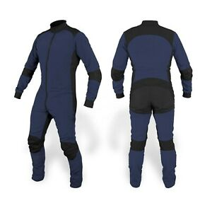 Latest Design Skydiving suit / Hot Selling Suit Navy Blue