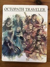 Octopath Traveler Steelbook - Neu in Folie - Custom - ohne Spiel