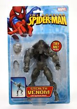 THE AMAZING SPIDER-MAN-Stealth Venom con abilità Blast Action Figure