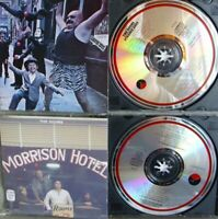 The Doors- Strange Days/ Morrison Hotel- 2 CDs- Made in Germany
