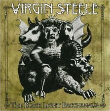 VIRGIN STEELE - The Black Light Bacchanalia CD
