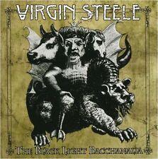 Virgin Steele-The Black Light Bacchanalia CD