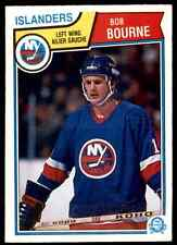 1983-84 O-Pee-Chee Bob Bourne #4