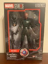 Marvel Legends Marvel Studios The First 10 Years Red Skull Hydra Soldier NEW