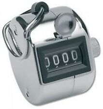 New Digit Hand Tally for People / Golf Counter / Counting. Clicker Number Add