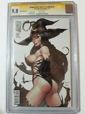 Grimm Fairy Tales: Oz #1 Ale Garza variant cover CGC 9.8 SS