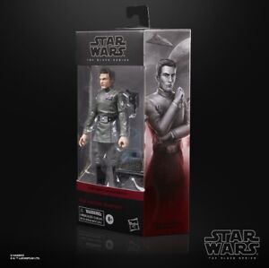 Star Wars The Black Series Vice Admiral Rampart Bad Batch Walmart Exclusive OOS