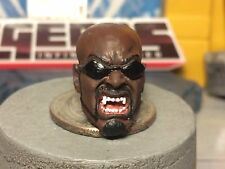 MARVEL LEGENDS CUSTOM PAINTED COMIC BLADE 1:12 HEAD CAST FOR 6IN FIGURE