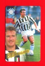 CALCIO CALLING 1997-98 Panini 1997 - Card n. 21 - DESCHAMPS - JUVENTUS -New
