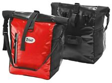Crivit,  2 Fahrrad-Gepäcktaschen Satteltaschen Kuriertasche Fahrradtasche B-Ware