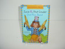 Junie B First Grader One Man Band No. 5 by Barbara Park Hardcover Book Reading