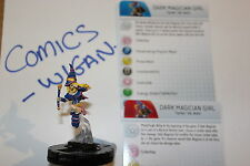 Dark magician girl #005 yu-gi-oh! battle of the millennium heroclix op