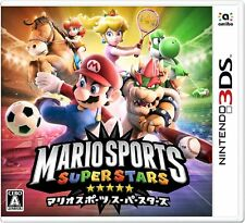 Nintendo 3DS Japan Mario Sports Super Stars Brand-new Tracking Number from Japan