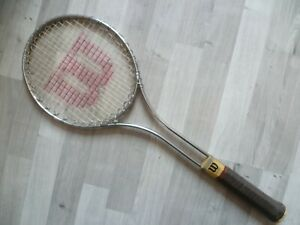 RAQUETTE TENNIS  WILSON T 2000 JIMMY CONNORS