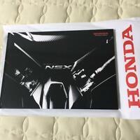 2018 2019 Honda NSX Hardcover Brochure Catalog Japanese Japan Limited Car Book