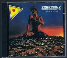 SCORPIONS DEADLY STING  CD