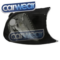 BMW E46 3-SERIES COUPE CONVERTIBLE 99-01 OEM SMOKE LOOK FRONT INDICATORS