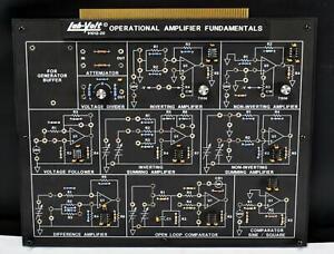Lab-Volt Operational  Amplifier Fundamentals 91012-20