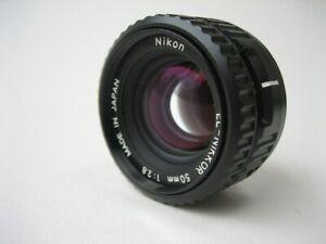 NIKON EL-Nikkor 50mm ENLARGER LENS F/2.8