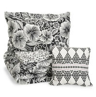 Aeropostale Tropical Floral Bed-in-a-Bag 8-Pc Comforter Bedding Set, Queen Size