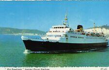Sealink RTM Oostende Dover ferry ROI BAUDOUIN