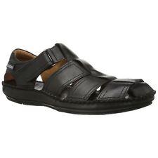 65d13f47fbc4c Men's Pikolinos Tarifa 5433 Velcro Sandals in Black UK 9 / EU 43
